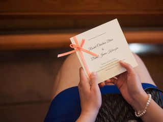 Rachel and Daniel's Wedding in Woodinville, Washington 12