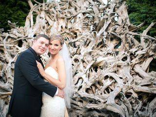 Rachel and Daniel's Wedding in Woodinville, Washington 17