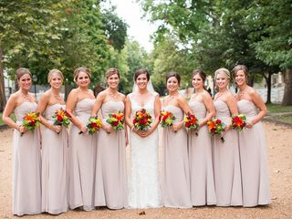Laura and Craig's Wedding in Springfield, Illinois 6
