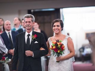Laura and Craig's Wedding in Springfield, Illinois 11