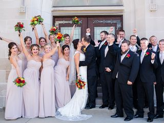 Laura and Craig's Wedding in Springfield, Illinois 16