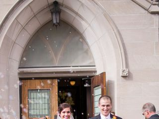 Laura and Craig's Wedding in Springfield, Illinois 15