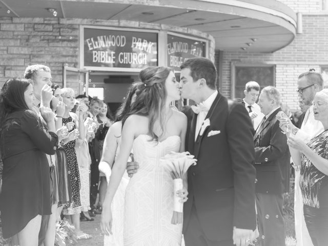 Grant and Amanda's Wedding in Chicago, Illinois 5