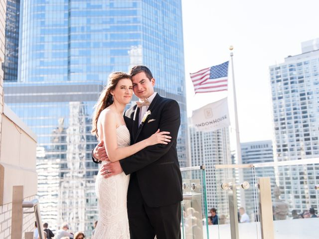 Grant and Amanda's Wedding in Chicago, Illinois 1