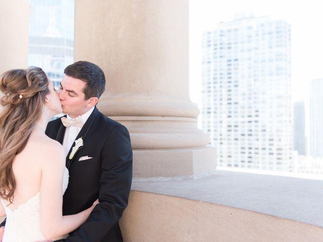Grant and Amanda's Wedding in Chicago, Illinois 18