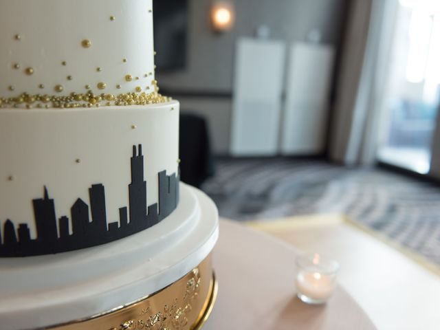 Grant and Amanda's Wedding in Chicago, Illinois 25