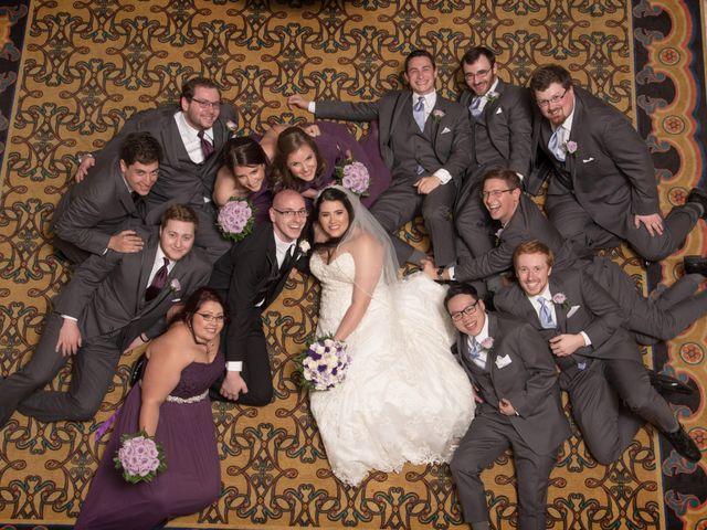 Patrick and Jen's Wedding in Hatboro, Pennsylvania 1