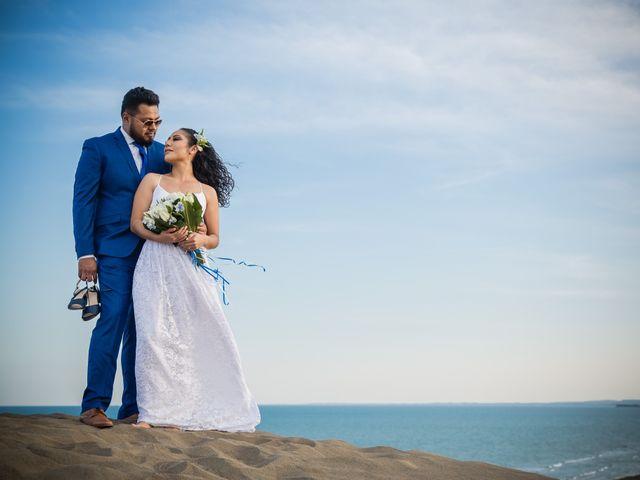 Fernando and Nallely's Wedding in Vera Cruz, Mexico 4