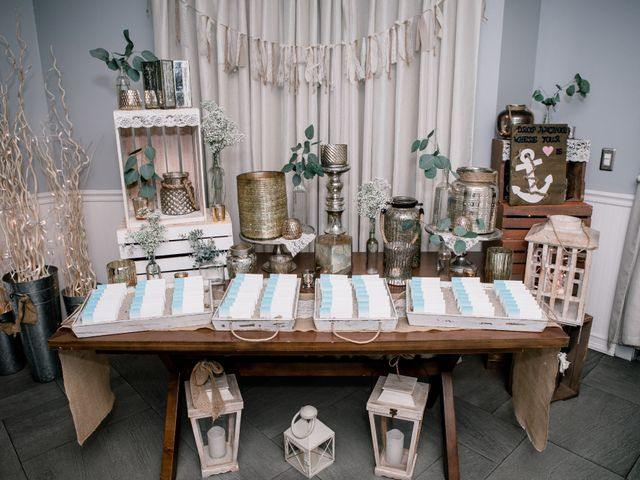 Nick and Leigh's Wedding in Long Branch, New Jersey 1