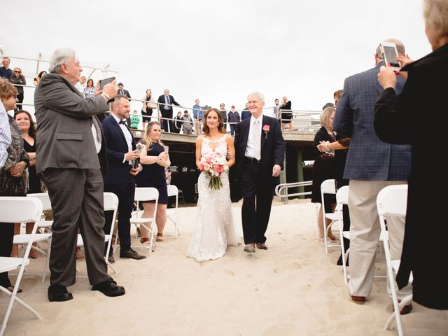 Nick and Leigh's Wedding in Long Branch, New Jersey 2