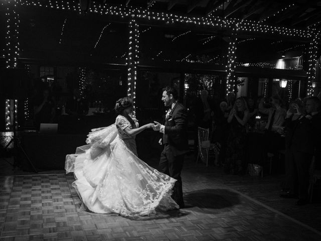 Andrew and Anneke's Wedding in Asheville, North Carolina 25