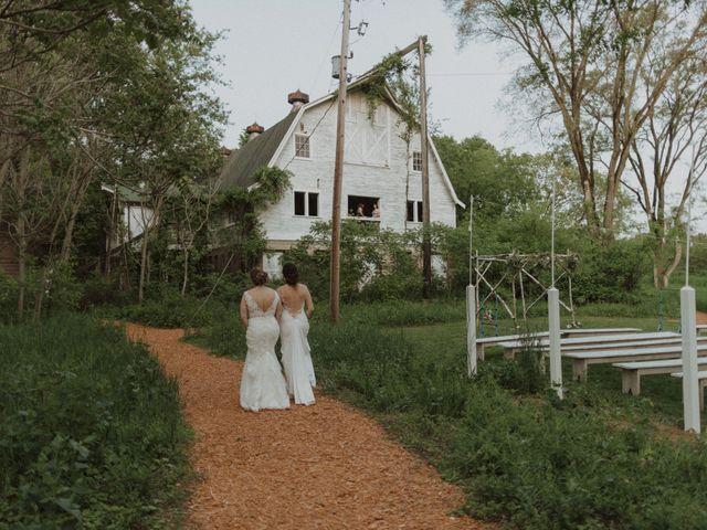 Angie and Tonya's Wedding in Benton Harbor, Michigan 1