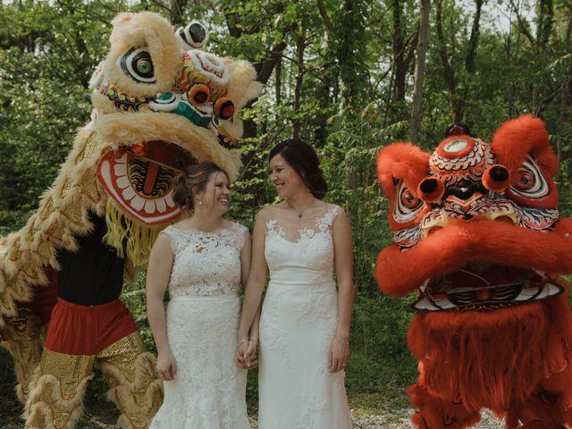 Angie and Tonya's Wedding in Benton Harbor, Michigan 3