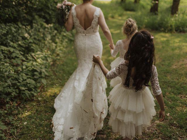 Angie and Tonya's Wedding in Benton Harbor, Michigan 4