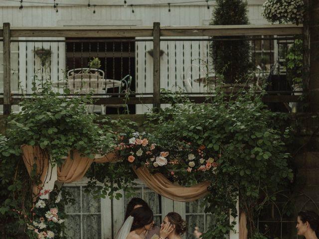 Angie and Tonya's Wedding in Benton Harbor, Michigan 5