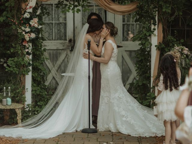 Angie and Tonya's Wedding in Benton Harbor, Michigan 6