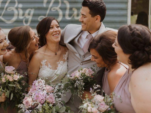 Angie and Tonya's Wedding in Benton Harbor, Michigan 13