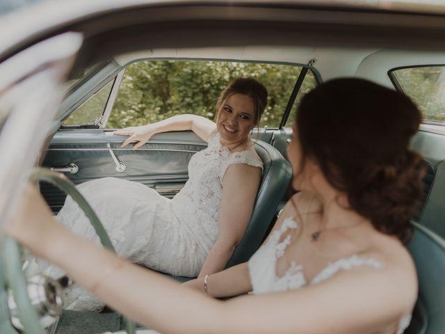 Angie and Tonya's Wedding in Benton Harbor, Michigan 16