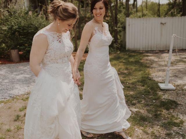 Angie and Tonya's Wedding in Benton Harbor, Michigan 17