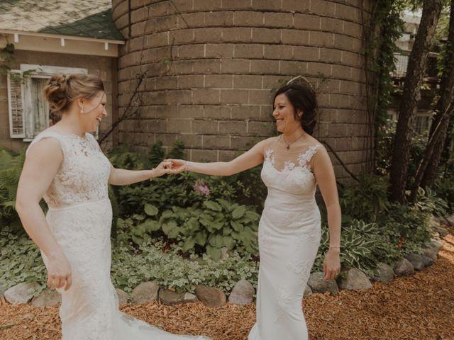 Angie and Tonya's Wedding in Benton Harbor, Michigan 18