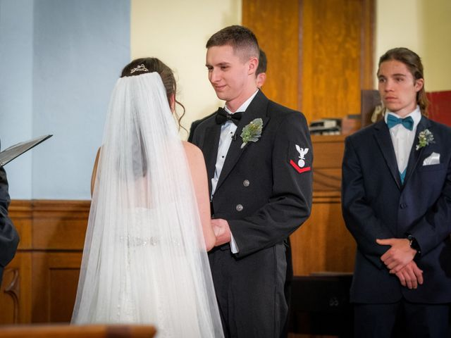 Ethan and Jackie's Wedding in Rye, New Hampshire 51