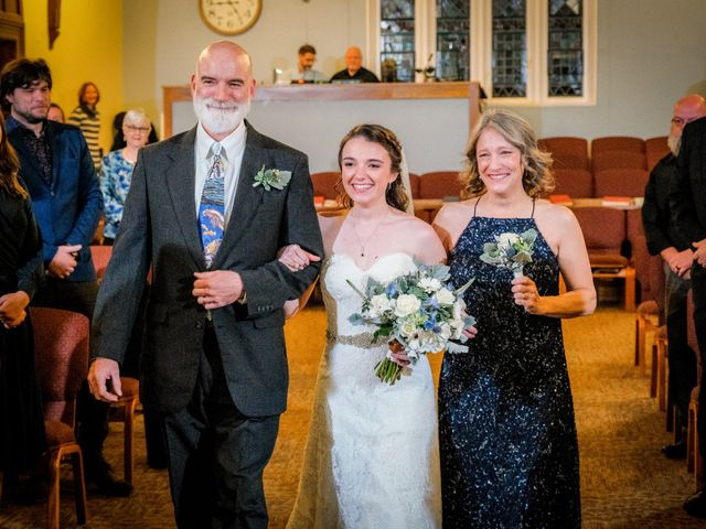 Ethan and Jackie's Wedding in Rye, New Hampshire 57