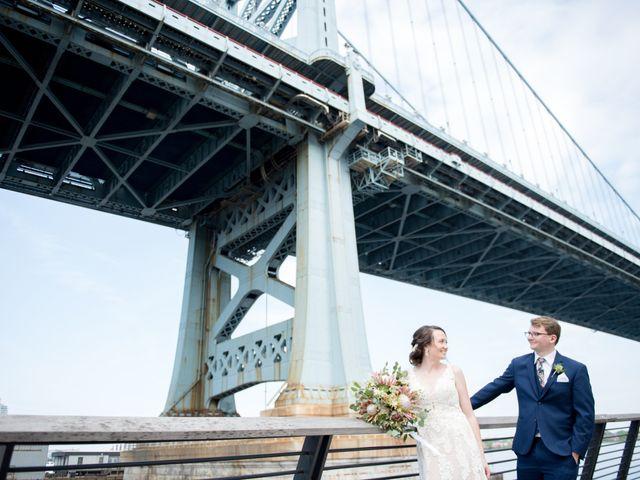 The wedding of Brigid and Erik