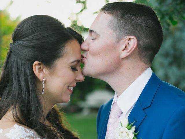 The wedding of Doug and Jen