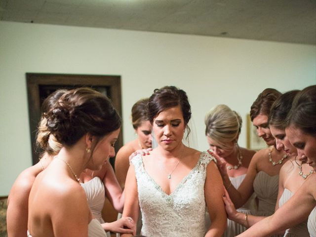 Laura and Craig's Wedding in Springfield, Illinois 4