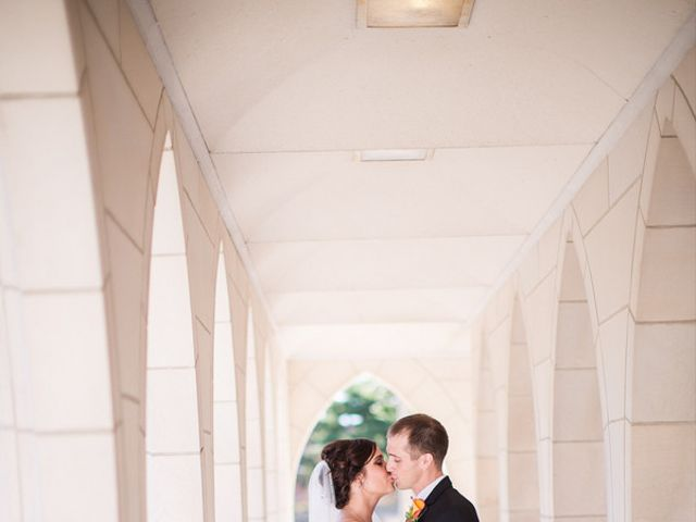 Laura and Craig's Wedding in Springfield, Illinois 17