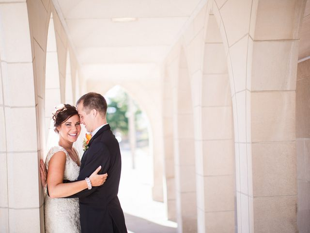 Laura and Craig's Wedding in Springfield, Illinois 18