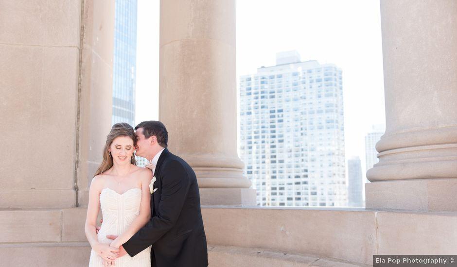 Grant and Amanda's Wedding in Chicago, Illinois