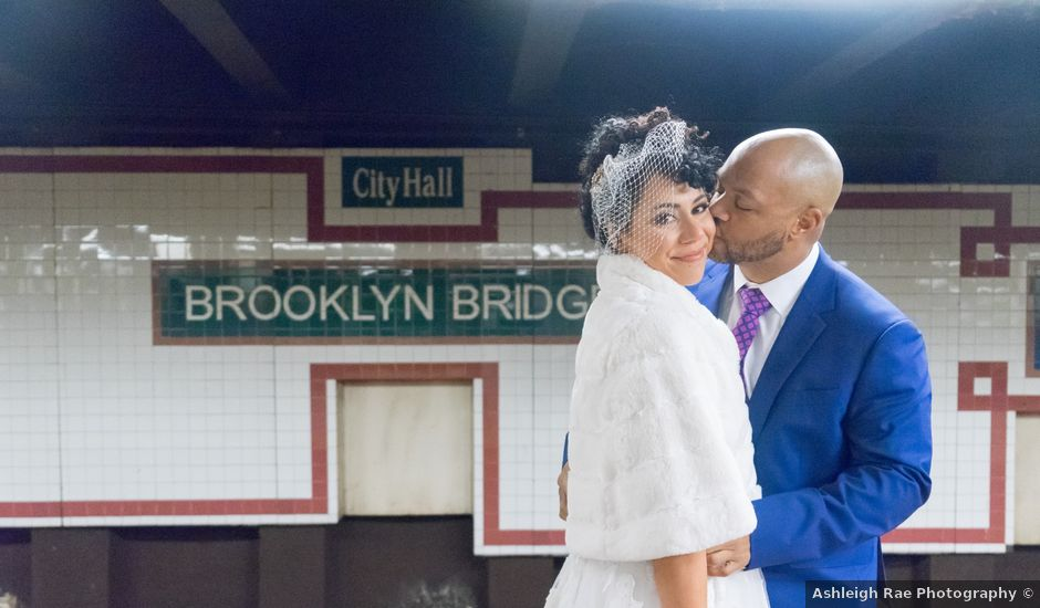 Roger and Shirin's Wedding in New York, New York
