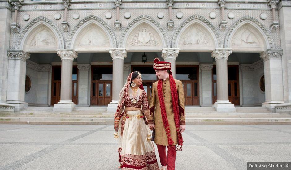 Ryan and Priyesha's Wedding in Hartford, Connecticut