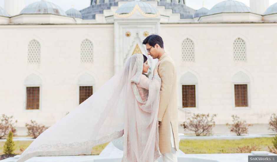 Taha and Hira's Wedding in Sterling, District of Columbia