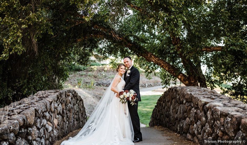Jefrey and Brianne's Wedding in Lincoln, California