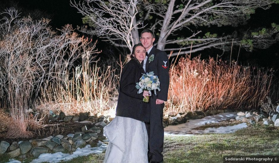 Ethan and Jackie's Wedding in Rye, New Hampshire