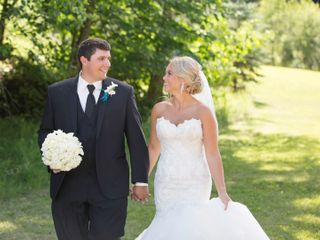 The wedding of Katelynn and Cole