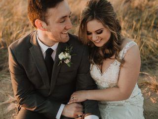 The wedding of Kaitlyn and Kody 2