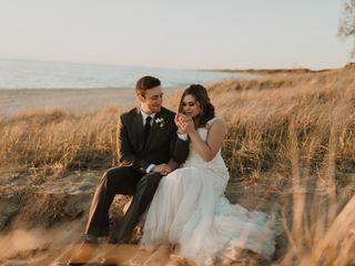 The wedding of Kaitlyn and Kody 3
