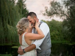 The wedding of Jessica and Jeffrey