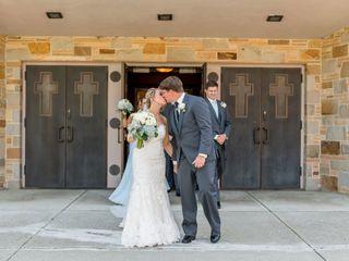 The wedding of Bridget and Patrick 1