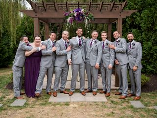 The wedding of Kelly and Josh 2