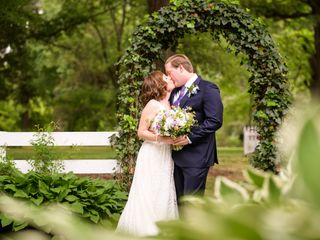 The wedding of Jessica and Drew