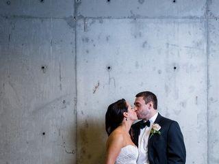 The wedding of Brad and Karlee 1