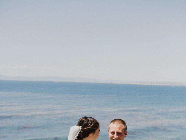 Patrick and Jessica's Wedding in Palos Verdes Peninsula, California 1