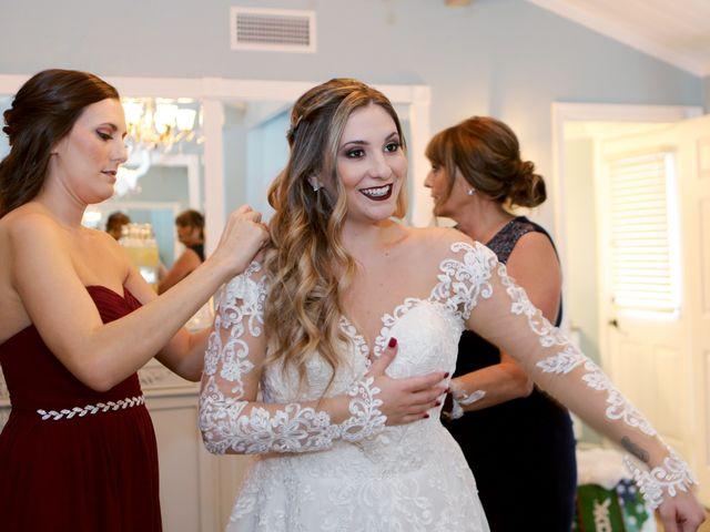 Hubert and Stephanie's Wedding in Fallbrook, California 4