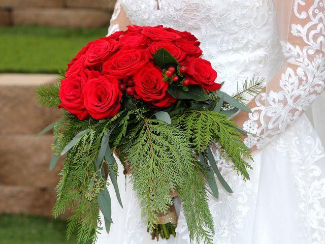 Hubert and Stephanie's Wedding in Fallbrook, California 5