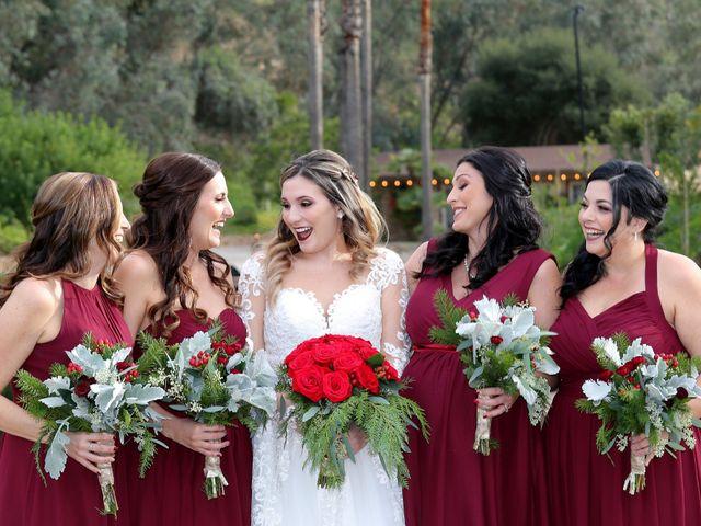 Hubert and Stephanie's Wedding in Fallbrook, California 7