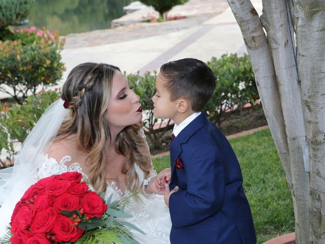 Hubert and Stephanie's Wedding in Fallbrook, California 9